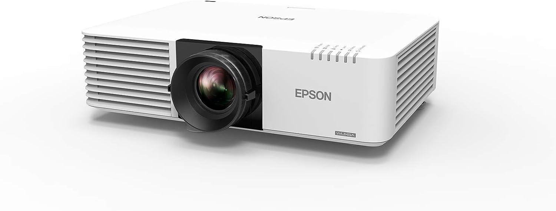 Epson EB-L400U Video - Proyector (4500 lúmenes ANSI, 3LCD, WUXGA ...
