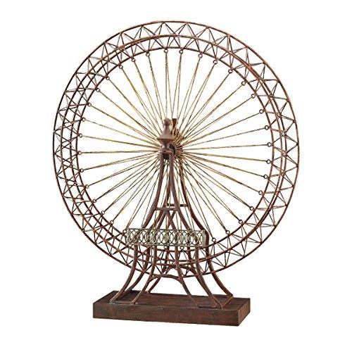 Design Toscano The Grande Exposition Ferris Wheel ()