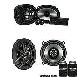 truck audio system package - Kicker for Dodge Ram 1994-2011 Truck Speaker Bundle