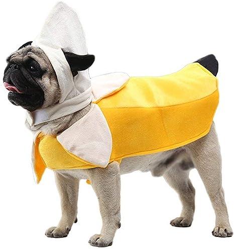WINNER POP Disfraz de Mascota de plátano de Halloween - Disfraz de ...