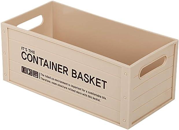 GWXJZ Estanterías para CD DVD Caja de Almacenamiento de CD Inicio DVD Disc CD Rack Multifuncion Productos cosméticos Almacenamiento de Botellas de Sabor CD papelería Cesta de Acabado: Amazon.es: Hogar