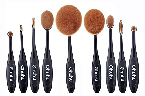 Ohuhu Makeup Foundation Cosmetics Brushes