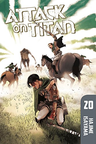 Attack on Titan 20 ()