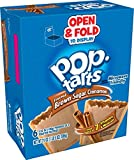 Pop-Tarts Breakfast Toaster Pastries, Frosted Brown Sugar Cinnamon Flavored, 21 oz, 12 count(Pack of 12)