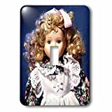 3dRose lsp_50247_1 Shirley Temple Doll Single Toggle Switch
