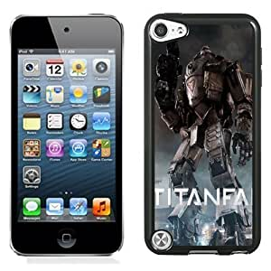 S1928 Attack on Titan Scouting Legion Rivaille Green Cloak Case Cover For Ipod Touch 5 Cover