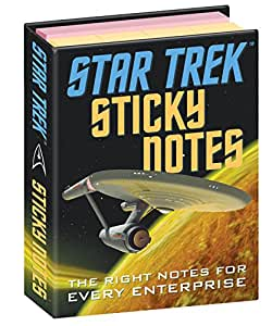 Star Trek Original Series Sticky Notes Booklet