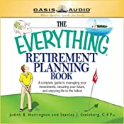 The Everything Retirement Planning Book: Everything Books | Judith R Harrington, Stanley Steinberg