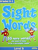 Sight Words: Level B (Flash Kids Workbooks), SparkNotes Staff and Flash Kids Editors, 1411404920