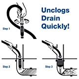 Drain King VIP1 Drain Unclogging Kit With Kitchen