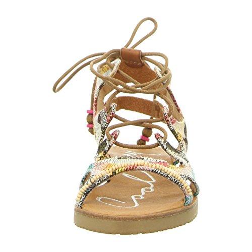 Coolway 11868430 Pnt - Sandalias de vestir de tela para mujer pnt