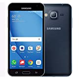 Samsung Galaxy J3 2016 J320M 8GB Dual Sim LTE Unlocked Phone - Retail Packaging - Black