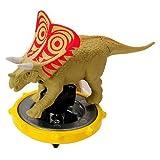 Japan lottery Dinosaur King Spin Attacker Booster Pack Torosaurus