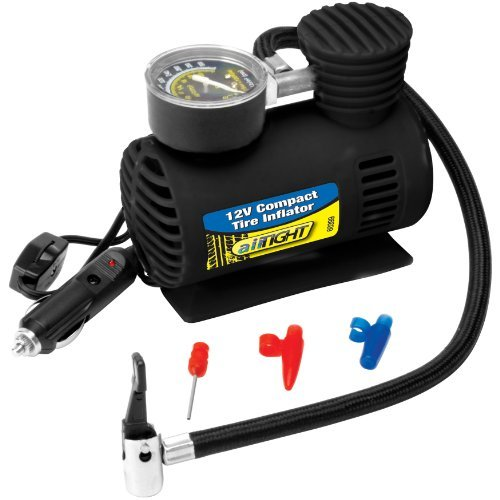 Performance Tool 60399 12V Compact Tire Inflator by Performance Tool
