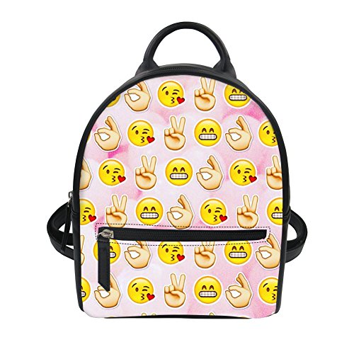 Le Emoji5 Packable Zaino Donne arancione Advocator Per Borsa t6Xq8