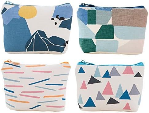 iSuperb Canvas Change Zipper Wallets product image