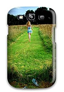 Forever Collectibles Women Photography People Photography Hard Snap-on Galaxy S3 Case