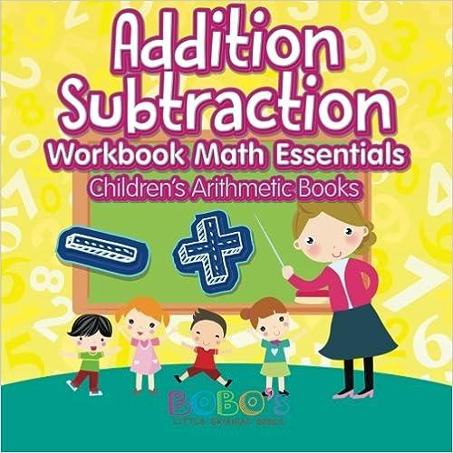 Como Descargar U Torrent Addition Subtraction Workbook Math Essentials | Children's Arithmetic Books PDF