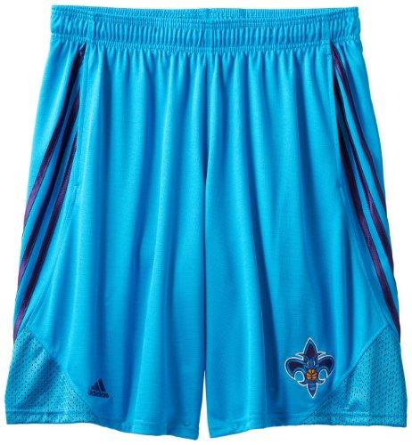 NBA New Orleans Hornets Men's Spring 2013 Jam Short,Teal,XX-Large