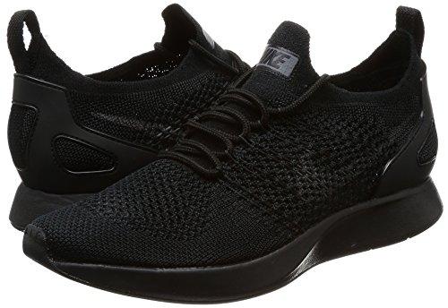 Air Donna Grey Mariah black White Sneaker Flyknit Nike Nero Racer dark Zoom SvFwxqYd