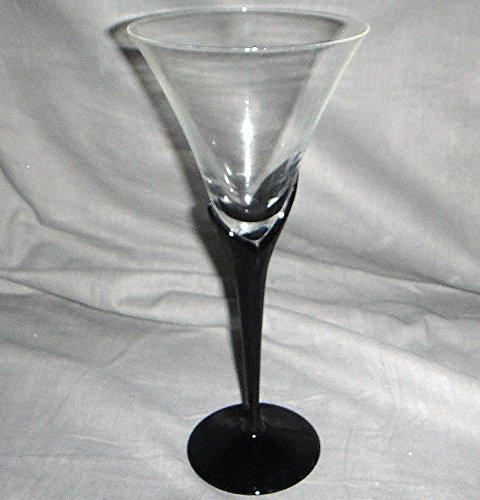 Mikasa Vouge Onyx Water Goblet (Mikasa Onyx)