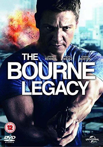 Bourne Legacy (Dvd + Digital Copy) [Edizione: Regno Unito] [Reino Unido]