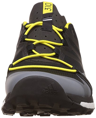 adidas Terrex Agravic, Chaussures de Randonnée Homme, Noir (Nero Negbas/Negbas/Amabri), 44 EU