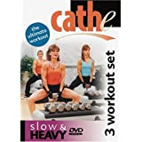 Cathe Friedrich's Slow & Heavy (3 workouts on one DVD)