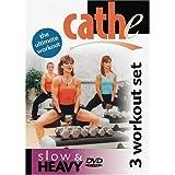 Cathe Friedrich's Slow & Heavy (3 workouts on one DVD)