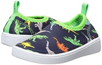 Carter's Baby Floatie Boy's & Girl's Water Shoe, Navy, 7 M Us Toddler 5