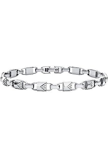 Michael Kors Damen Armband 925er Silber One Size, silber
