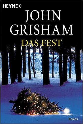 amazoncom das fest skipping christmas german edition 9783453216259 john grisham books - Skipping Christmas