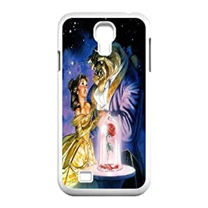 Steve-Brady Phone case Beauty and The Beast Protective Case For SamSung Galaxy S4 Case Pattern-12 by runtopwell
