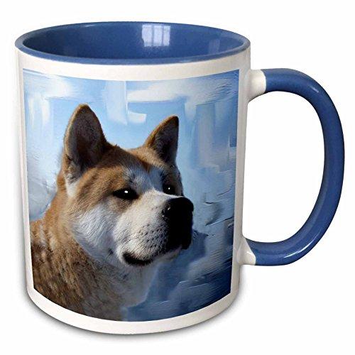Akita Mug - 3dRose mug_4171_6