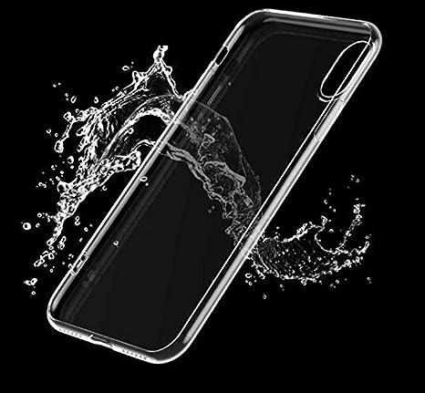 coque iphone x ultra fine trou