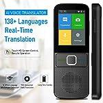 Offline Portable Voice Translator Device