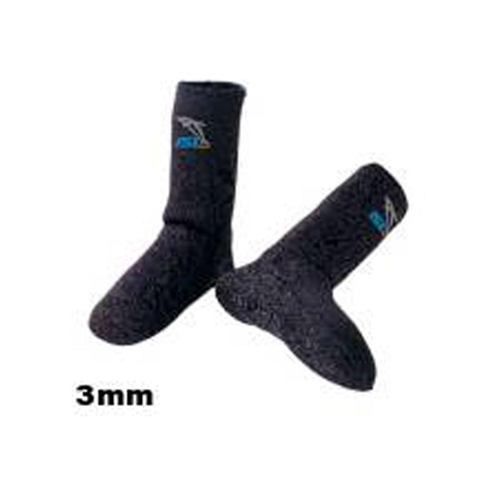 IST 3 mm neo-skin、High Cut Socks XL  B0038Z1XMI