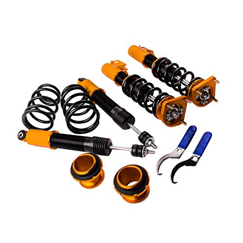 - Coilovers Strut Kits for Ford Mustang 4th Gen. 1994 1995 1996 1997 1998 1999 2000 2001 2002 2003 2004 Coil Spring Over Shock Absorber