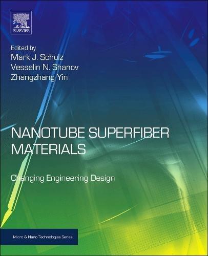 Cnt Carbon Fiber (Nanotube Superfiber Materials: Changing Engineering Design (Micro and Nano Technologies))