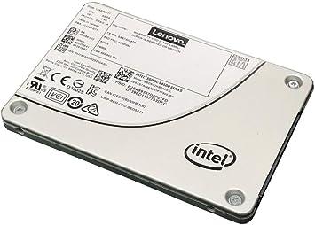 Lenovo S4500 480go - Disco SSD (480 GB, 2,5 Pulgadas, Serial ...