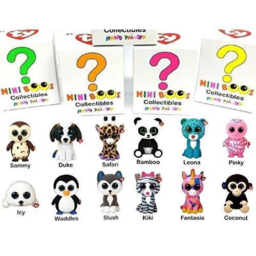 TY Beanie Boos - Mini Boo Figures - BLIND BOX (1 random character)(2 inch)