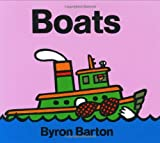 Boats, Byron Barton, 0690045360