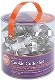 Wilton Halloween Metal Cookie 18-Piece Cutter Set- Discontinued By Manufacturer