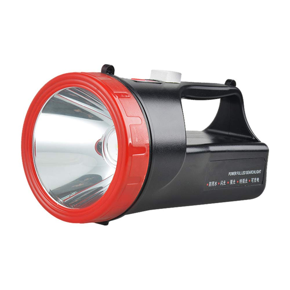CHA Tragbares Scheinwerferlicht im Freien Glare Lithium Battery Wiederaufladbare Notfall-Taschenlampe