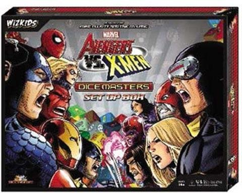 WizKids Marvel Avengers vs. X-Men Dice Masters Set - Dice Masters Case