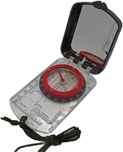 Night Activities Map Compass Camping oUUoNNo Multifunctional Durable Compass Suitable for Hiking Travel Compass