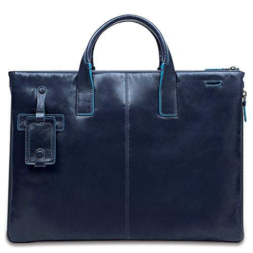 Piquadro Bolso escolar CA1618B2/BLU3 Azul