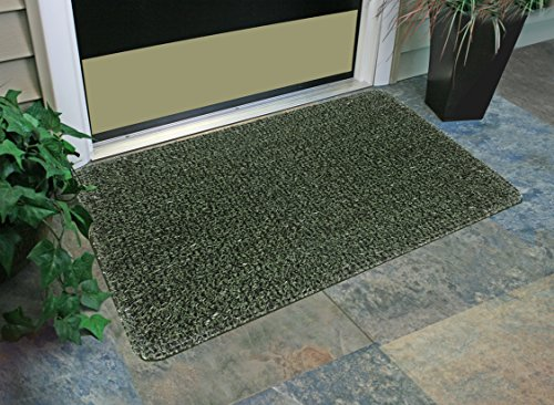 GrassWorx Clean Machine Flair Doormat, 24