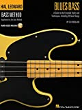 Hal Leonard Blues Bass Method Tab + Cd