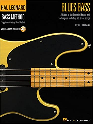 Hal Leonard Blues Bass Method Tab + Accès audio: A Guide to the Essential Styles and Techniques Book & CD: Amazon.es: Hal Leonard Publishing Corporation: ...